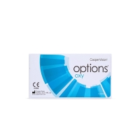 options Oxy Monatslinsen 3er Box (Cooper Vision)