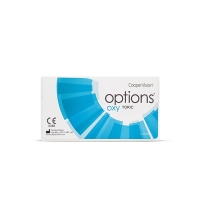 options Oxy Toric Monatslinsen 3er Box (Cooper Vision)