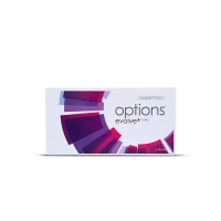 Options Evolve toric - 6er oder 3er Box