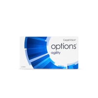 options Agility 6er oder 3er Box (Cooper Vision)